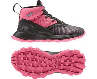 adidas RapidaRun magasszárú gyerek cipő