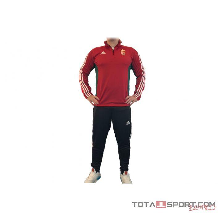 adidas Magyar címeres melegítő (miTeam, 1/4 zippes)