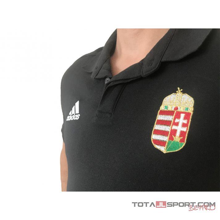 adidas Magyar címeres galléros póló (Condivo)